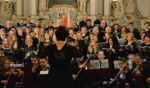 """""""Stabat Mater"""" in der Nikolaikirche Brilon"""