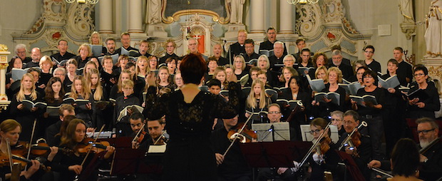 "Photo of ""Stabat Mater"" in der Nikolaikirche Brilon"