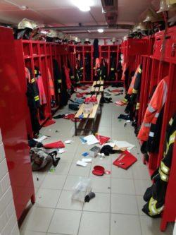 Hagen - In Feuerwehrwache eingebrochen und mit Dienstwagen geflüchtet