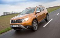 Neuer Dacia Duster: noch mehr Komfort zum Vorzugspreis