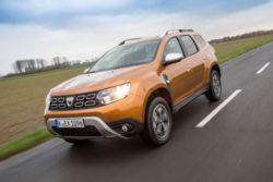 <b>Neuer Dacia Duster: noch mehr Komfort zum Vorzugspreis</b>