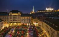 Die Hauptstadt der Slowakei – Bratislava zur Weihnachtszeit entdecken