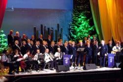 Maritim-weihnachtliche Stimmung im Parktheater Iserlohn