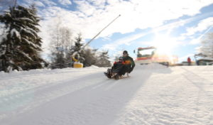 Gute Wintersportbedingungen in der Wintersport-Arena Sauerland
