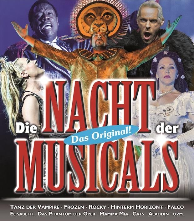 Lippstadt - Die Nacht der Musicals - Das Original!
