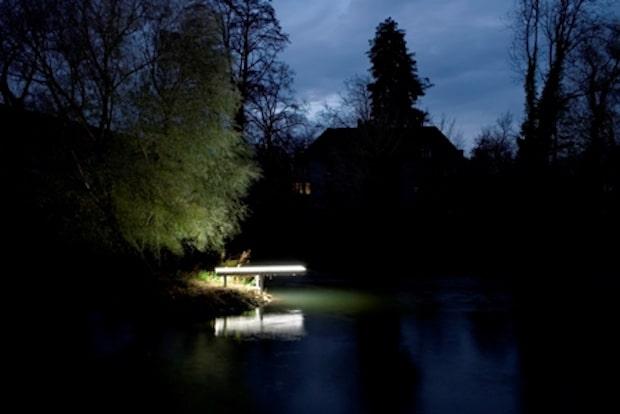 Photo of Durch die Nacht… entlang der Lippstädter Lichtpromenade