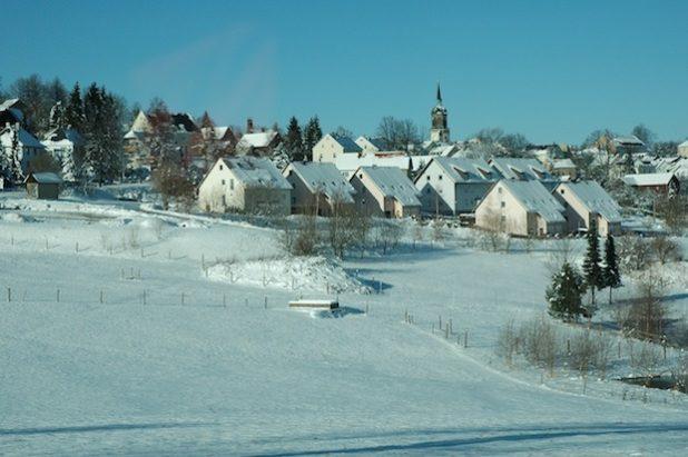 Winterwandern im Erzgebirge auf den schönsten Routen