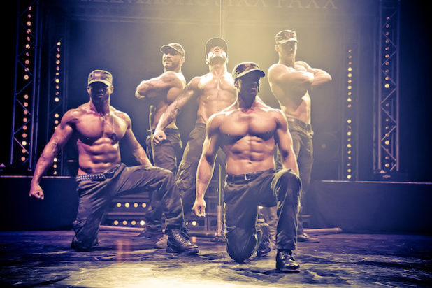 """Sexxy Circus"" – SIXXPAXX in der Stadthalle Hagen"