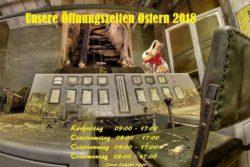 Bestwig - Öffnungszeiten für den Osterbesuch im Besucherbergwerk