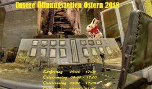 Bestwig – Öffnungszeiten für den Osterbesuch im Besucherbergwerk
