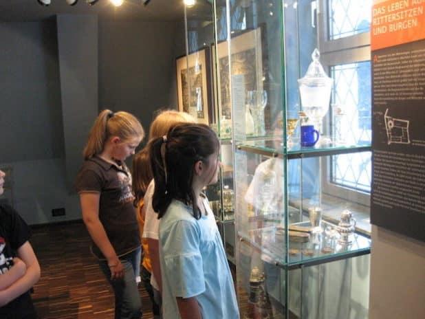 Ostermontag im Südsauerlandmuseum in Attendorn