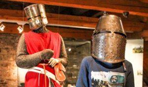 Erlebnisführung für die ganze Familie im Museum Wasserschloss Werdringen