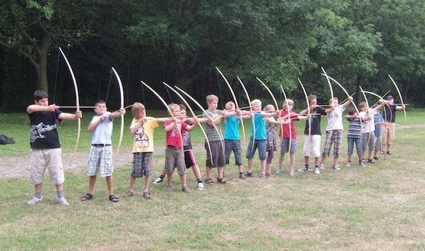 Hagen - Noch freie Plätze beim Bogenbau-Workshop
