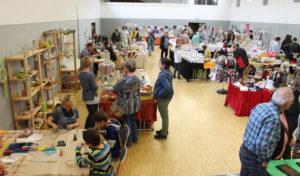 Netphener Kreativmarkt am 25. März in der Georg-Heimann-Halle