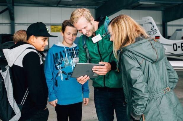YouTubing-Kurs für Schüler in den Osterferien