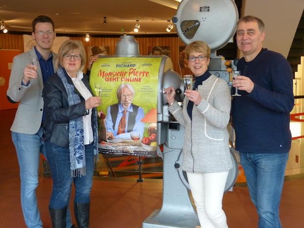 """Photo of Senioren-Kinoreihe """"ohne ALTERSbeschränkung"""" startet im März"""