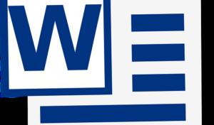 VHS-Kurs in Iserlohn:  Word 2016 für den Beruf