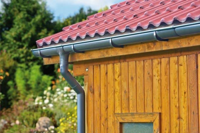 Photo of Mit Dachrinnen- und Sickersystemen bereit für den Regen