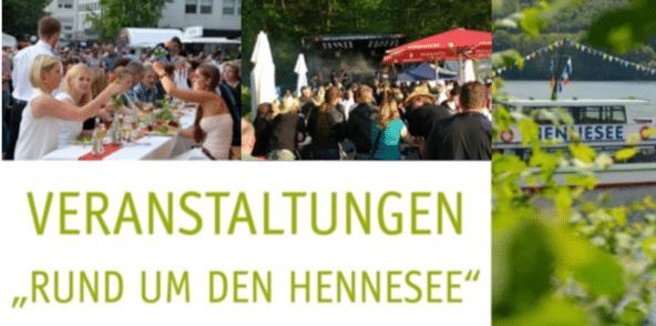 Photo of Veranstaltungen der Ferienregion – Rund um den Hennesee-