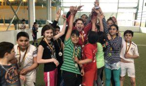 Fußballturnier war Ferien-Highlight der mobilen Jugendarbeit Hagen