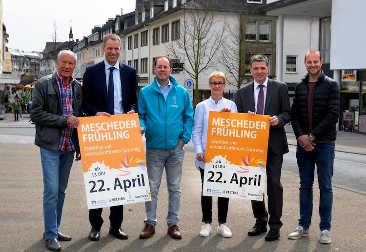 Photo of Der Mescheder Frühling kommt mit buntem Programm