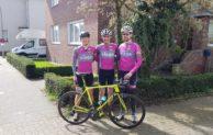 Beim Radrennen in Steinfurt starten für den TV Attendorn drei Fahrer