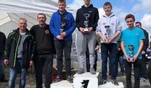 OAC-Youngster Robin Heik gewinnt erstes Rennen