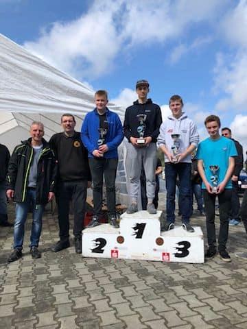 Photo of OAC-Youngster Robin Heik gewinnt erstes Rennen