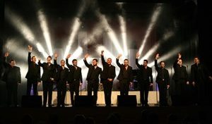 The 12 Tenors im Dezember in der Stadthalle Olpe