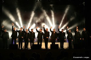 Photo of The 12 Tenors im Dezember in der Stadthalle Olpe