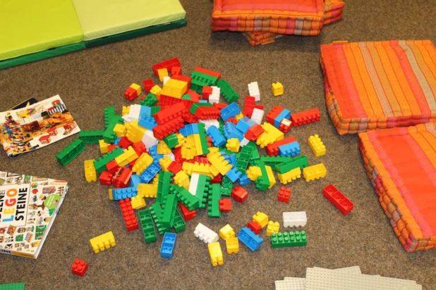 LEGO®-Tag in der Kinderbücherei der Dorte-Hilleke-Bücherei Menden