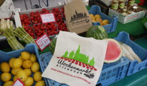 Attendorner Wochenmarkt hat am 12. Mai Aktionstag
