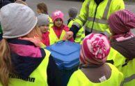 Betriebsbesichtigung für Kinder bei der Firma Stratmann