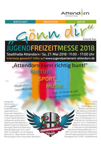 Photo of Große Freizeitmesse in der Stadthalle Attendorn