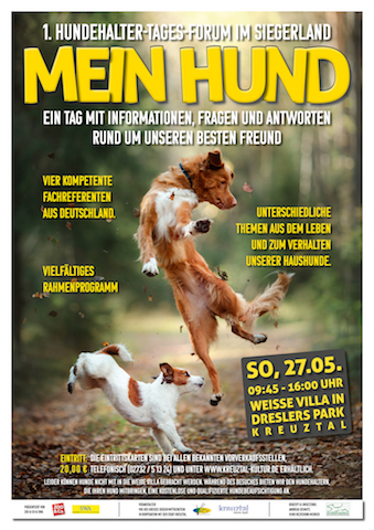Photo of Mein Hund – 1. Hundehalter-Tages-Forum im Siegerland