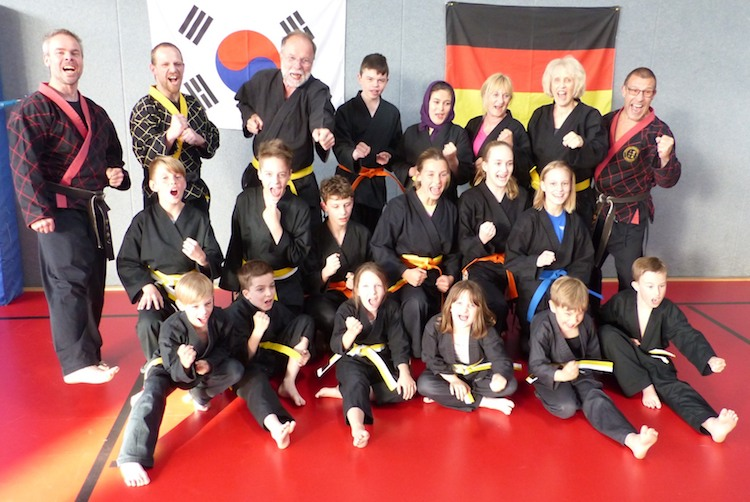 Photo of Hapkido beim TV Attendorn – Sportler meistern Prüfung