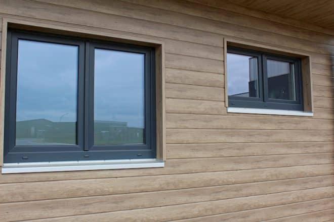 Photo of Fassadenprofile in Holzdekoren bieten Vielfalt ohne Grenzen
