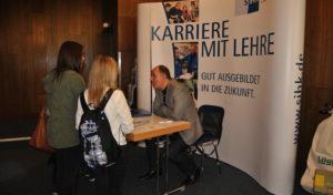 Olper Stadthalle eröffnet Pforten für die Berufsmesse 2018