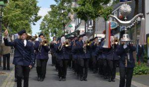 Olper Marschrevue – Mit Musik und guter Laune