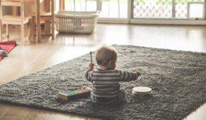 Schnupperstunde für die Jüngsten in der städtischen Musikschule