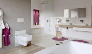 Moderne Badezimmer – barrierefrei hilft in vielen Lebenssituationen