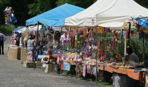 Stadtteilfest mit Trödelmarkt auf der Platten Heide