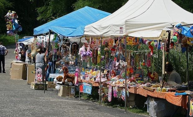 Photo of Kinderklamottenmarkt im Alten Schlachthof