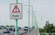 """Städtische Radarkontrollen – Hier """"blitzt"""" die Stadt in der nächsten Woche"""