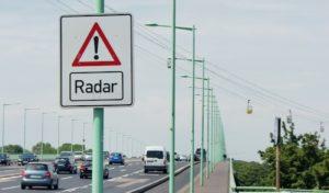 Geschwindigkeitskontrollen im Kreis Soest