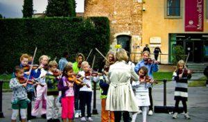 Musikschule Drolshagen: Musikalische Früherziehung startet