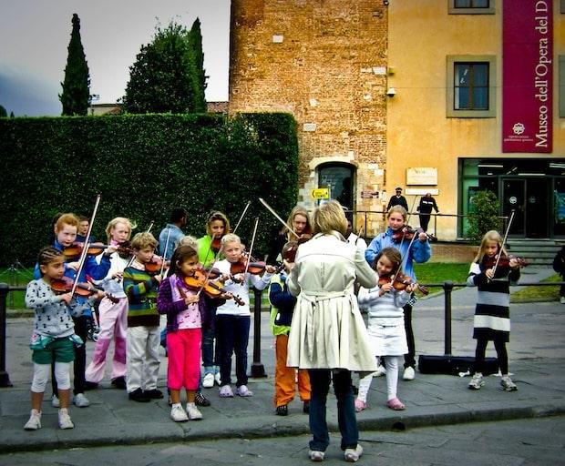 Photo of Frühlingskonzert der Musikschule Wenden