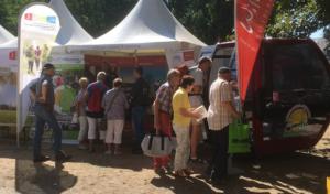 Deutscher Wandertag vom 15.-19. August in Detmold