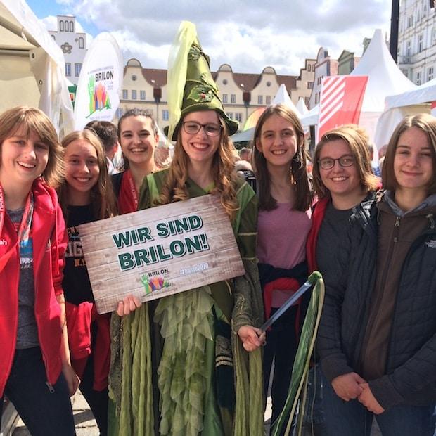 Photo of YouthHansa, Hansekids und Hansecafé auf dem 30. Briloner Altstadtfest