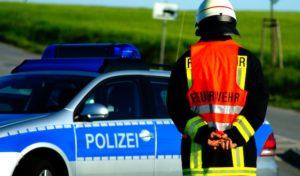 Schwerer Verkehrsunfall in Burbach